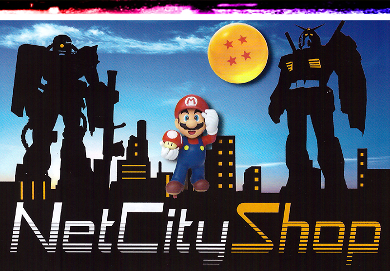 Net City Shop